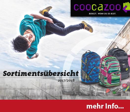 schulrucksack von coocazoo